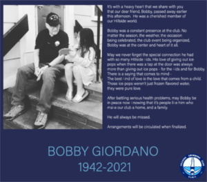 Bobby Giordano